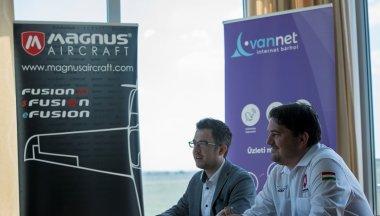 A Vannet szolgáltatja az internetet a Magnusnak